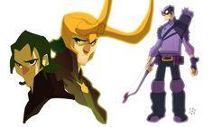 Avengers: Hawkeye by cheeks-74 on DeviantArt
