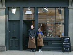 boutique of the week labour and wait shop front hardware shops Cafe Restaurant, Restaurant Design, Labour And Wait, Le Shop, Lovely Shop, Shop Fronts, Shop Around, Facade Design, Architecture Design