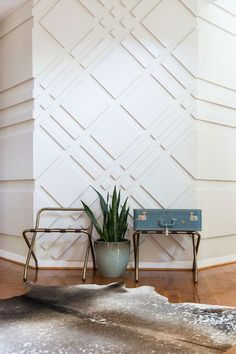New Absolutely Free geometric Wall treatment Strategies , Dimensional Wall Treatments Home Design, Modern Interior Design, Design Ideas, Luxury Interior, Design Design, 3d Wandplatten, Panneau Mural 3d, 3d Wall Decor, Diy Wall