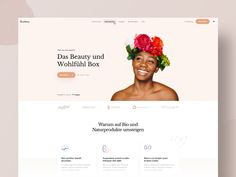 Beauty Box Subscription by Filip Legierski for Riotters on Dribbble Directory Design, Beauty Box Subscriptions, Class Design, Job Opening, Subscription Boxes, Branding Design, Corporate Design, Identity Branding, Budget Binder