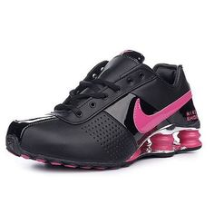 Nike Shox :) gotta get me a pair they are a really good support shoe