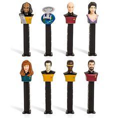 Limited Edition Star Trek Pez Set $24.99 Got this for my birthday!
