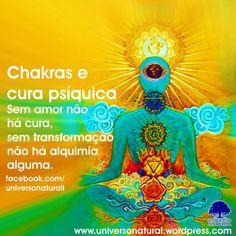 Sem amor não há cura; sem transformação não há alquimia alguma. #universonatural…