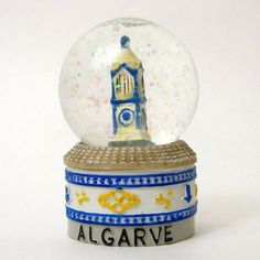 Algarve, Portugal [snow globe] by Vaguely Artistic, via Flickr