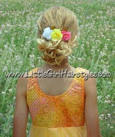 You will not want to miss our latest dance hairstyles page packed full of beautiful dance hairdos and easy steps to give your little girl these darling dos at home! Dance Hairstyles, Flower Girl Hairstyles, Little Girl Hairstyles, Pretty Hairstyles, Wedding Hairstyles, Medium Hair Styles, Long Hair Styles, Hair Medium, Bridesmaid Hair Tutorial