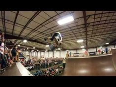 #Liveit Video of the Day! The Birdhouse Team demo with @thawkfoundation at Ollie's Skatepark.