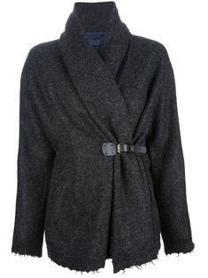 SHOP THIS LOOK: Cate Blanchetts grey wool jacket