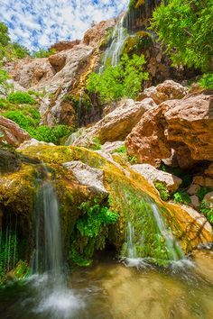 Sitting Bull Falls, Lincoln National Forest, New Mexico | RMRP