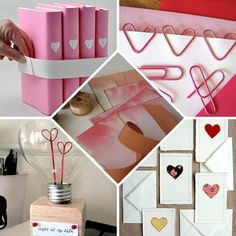 Best Of: DIY Valentine's Day Projects...haven't seen some of these, 20 really cute ideas here!