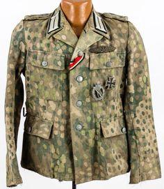 German SS tunic