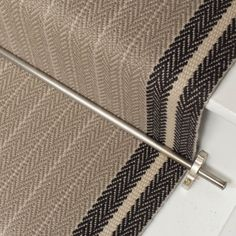 Designers and Makers of unique stripe runners, rugs and fabrics in natural fibres. Simply Luxury for Modern Living Farmhouse Stairs, Farmhouse Flooring, Staircase Design, Stairways, New England, Birch, Neutral, Runners, Rugs