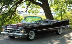 Chrysler Imperial - I would look good in this !!!