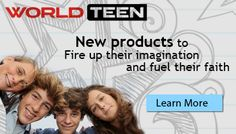 World teen magazine. A Godly magazine for teens.