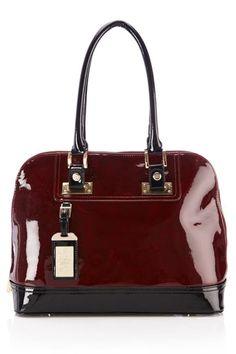 Shop the latest in women's clothing at Wallis. Latest Fashion, Womens Fashion, Wallis, Dark Red, Style Inspiration, Shoulder Bag, Handbags, Clothes For Women, Shoe Bag