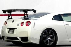 Sard Fuji Spec M Carbon GT Wing | Nissan R35 GTR | Tuning Boost