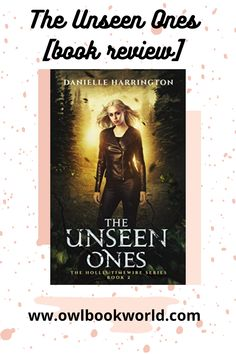 The Unseen Ones by Danielle Harrington is a YA Dystopian novel completely worth reading. The story follows a girl who is considered diseased because she has powers.