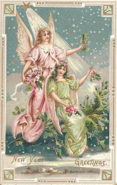 Angels in The New Year