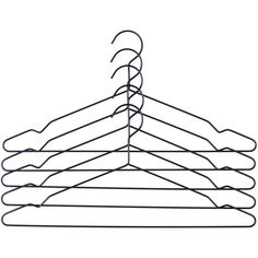 Hay - neues dänisches Design Hay - Hang Clothes Hanger ($12) ❤ liked on Polyvore featuring home, home improvement, storage & organization, clothes hangers and household goods