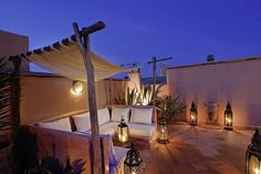 (Credit-CV Villas Morocco) Autumn Sunshine In Europe: Marrakech, Morocco, (Autumn temperatures around 26C – 30C) Marrakech is brilliant for an exotic short haul holiday. Even in the autumn months temperatures can reach the low 30s, and as well as plenty of sunshine, the city offers an exciting new culture to explore - all under a four-hour flight away. Stay in Marrakech's stunning riad hotels - these gorgeous hideaways are right in the hustle and bustle of it all.