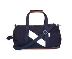 Tracksmith Club Duffel