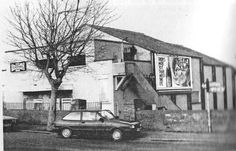 The Premier Cinema, Lucan co. Dublin demolished in the nineties.