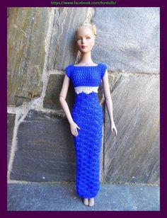 """Handmade clothes for FR16 Tulabelle Poppy Parker Tonner Tyler 16"""" dolls"""