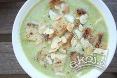 Zupa krem brokułowy – ekoj.pl