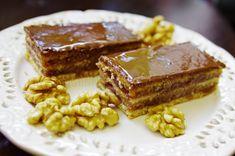 Žerbó rezy Tiramisu, Food And Drink, Cooking Recipes, Treats, Cake, Ethnic Recipes, Sweet, Anna, Sweet Like Candy