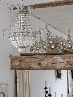 """princessgreeneye: ein wenig weihnachtliches glitzern und funkeln im """"kleinen Haus""""................."""