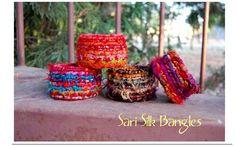 Sari Silk Bracelets