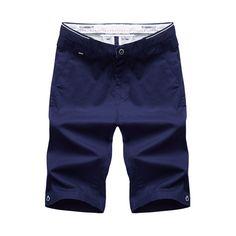 Men's Shorts 2017 Summer Fashion Men's Casual Shorts Trousers Men Slim Bermuda Masculina Cargo Shorts Joggers