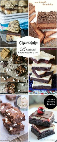 Chocolate Brownies Recipes