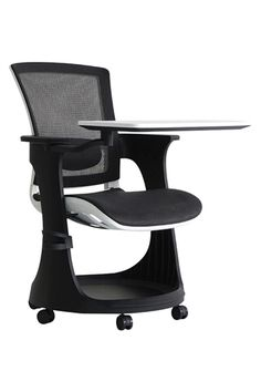 howe 40 4 chair with writing tablet furniture pinterest