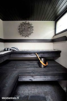 sauna - I want one of these one day!