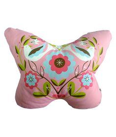 Mariposa Rosa - Cojín. $48.800 COP. Compra aquí --> https://www.dekosas.com/productos/cojin-mariposa-rosa-detalle