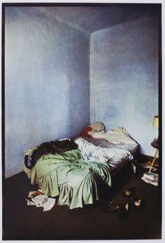 Bernard Plossu, Fresson Carbon copy - 1972 - Mediterranean Bedroom, Image dimensions 36.5 x 24.6 cm - Paper: 38.1 x 26 cm