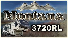 2018 Keystone Montana 3720RL Fifth Wheel RV For Sale Lakeshore RV Center Find out more about 2018 Montana 3720RL at https://lakeshore-rv.com/keystone-rv/montana/2018-montana-3720rl-floor-plan/?pr=true call 231.760.8805 or stop in and see one today!  The 2018 Montana 3720RL fifth wheel makes full-time living a dream come true!  This luxury rig features a max turn front cap and radius frame with Hitch Vision to aid in hitching up to the MORyde pin box. It has a heated water and convenience…