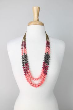 Mediterranean Strands Necklace | Lily & Sparrow Boutique