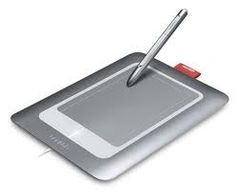 My Bamboo Wacom Tablet has allowed for me to be an artist and animator.