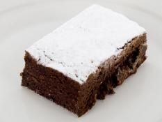 INF Chocolate Brownie Slice