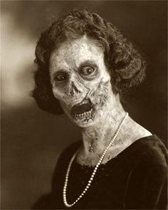Halloween Changing Portraits Clarice