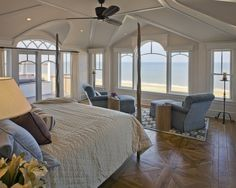 Master Bedroom by the Beach! :)  want