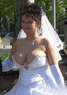 Bad Wedding Photo - No comment
