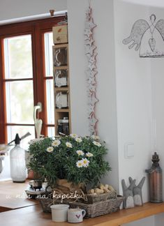 Weekend House, Ladder Decor, Sweet Home, Relax, Pottery Ideas, Crafts, Homeland, Countryside, Kitchens
