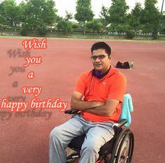Wish you a very #Happy #Birthday.... #Amit #Saroha