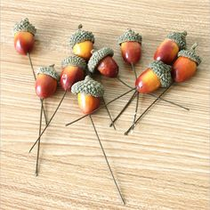 Hot ! 10Pcs Simulation Pine Cones Pendant New Year Christmas Decorations Christmas Tree Decoration Christmas Gift Navidad,Q