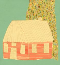 Let's Stay Home by ashleyg on Etsy, $20.00