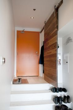 find this pin and more on houss walnut slab door