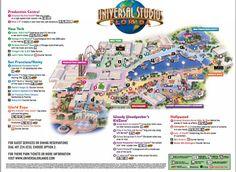 Universal Studios Orlando - 2012