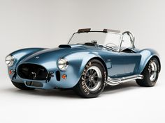 1965 Shelby cobra CSX 6000 Roadster